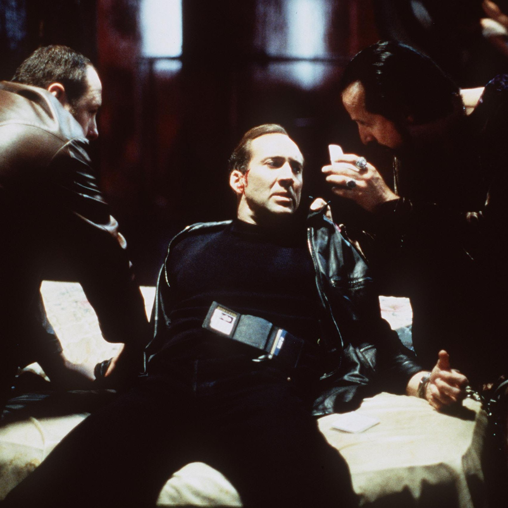 "Gandolfini, Stormare si Cage in ""8mm"""