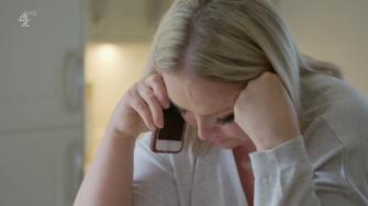 Sarah-Louise a izbucnit in lacrimi cand o emotionanta Jane i-a spus ca renunta